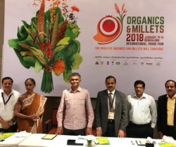Fibro Foods Organics and Millets 2018 International Trade Fair